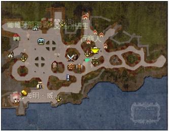 里斯本城市地圖