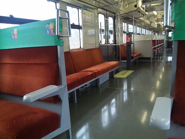 電車で帰省 (2)