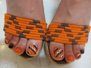 1FOOTオレンジ