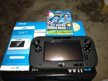 WiiU_ゲームパッド