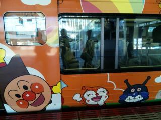 アンパンマン列車_101120