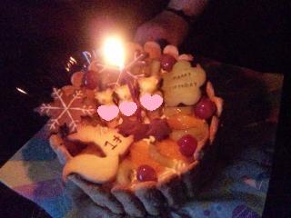 誕生日ケーキ_101208