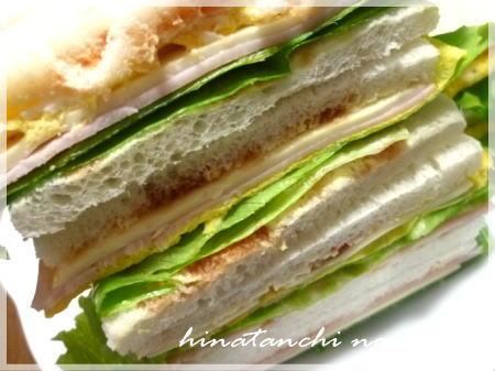 20111123サンドイッチ