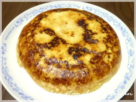 20120108チーズケーキ