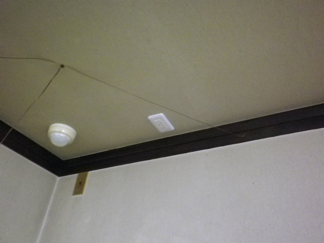 コンセント 天井