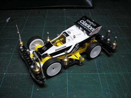 2013. 3. 24ミニ四駆1