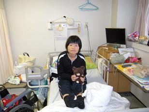 KTさんの病室