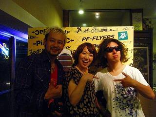 HAYATOさん、HIROさんと♪