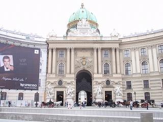 Schloss-Hofburg