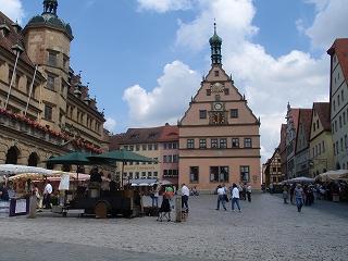 Rotenburg_Markt_Platz