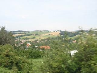 列車からの風景