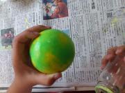 漆喰ボール05