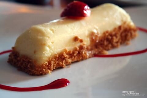 Cafe La Boheme チーズケーキ