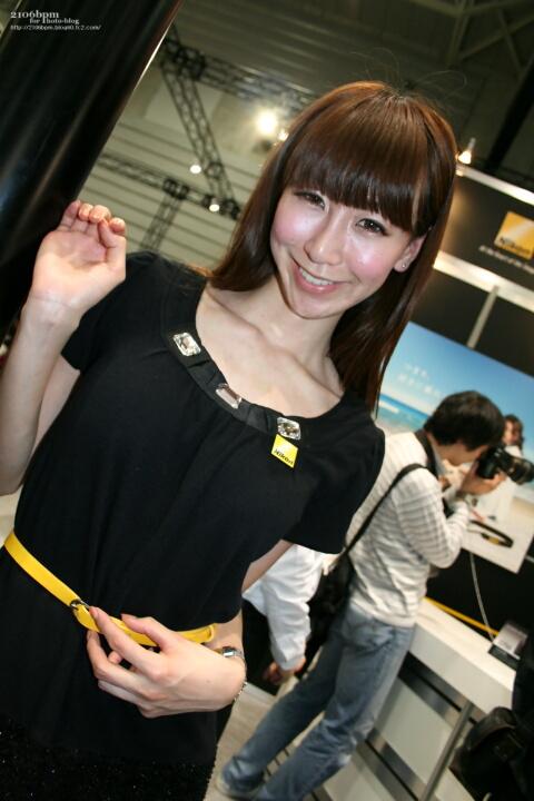 Nikon 和泉杏奈