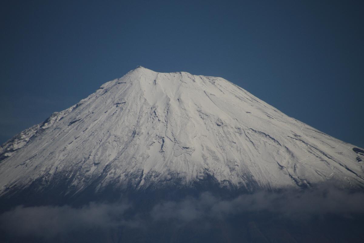 富士山隠れスポットUP