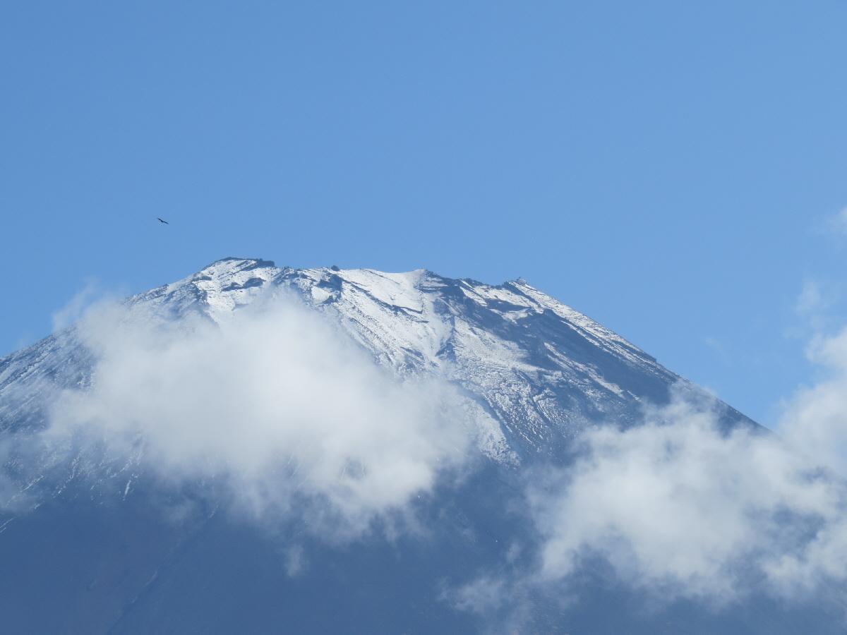 富士山隠れスポット富士山2