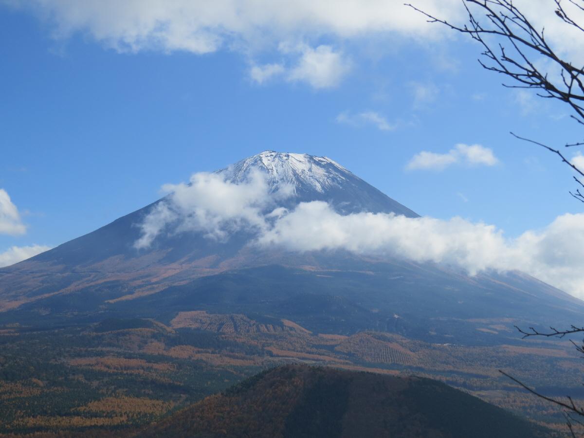 富士山隠れスポット富士山1