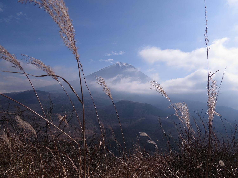 富士山隠れスポット富士山