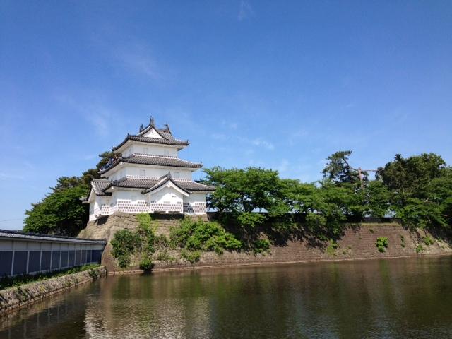 新発田城3