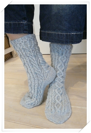 靴下2号 スタイル