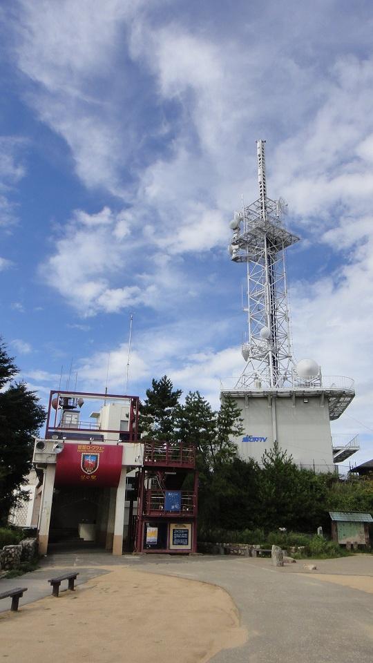 2011.8.31 摩耶ロープウェー星の駅