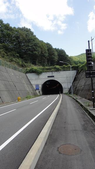 2011.09.28 奥琵琶トンネル出口