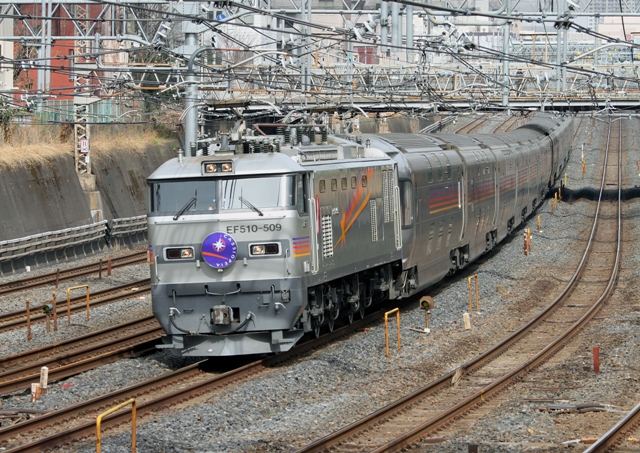 EF510-509 カシオペア