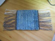 手織りコースター (3)