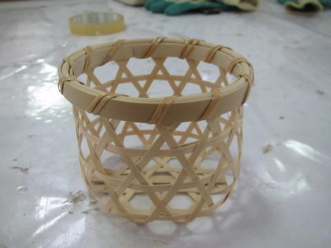 竹カゴを編もう 2011 (5)