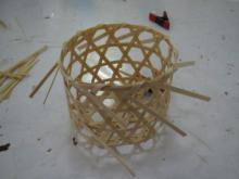 竹カゴを編もう 2011 (4)