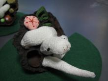 蓮に福ヘビ (7)