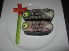 20110424 こいのぼり飾り巻き寿司 (3)