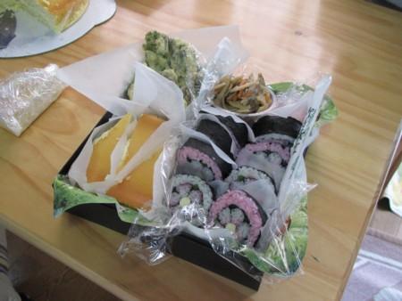 20110501 花巻き寿司 (1)