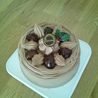 2013 X'mas デコレーションケーキ 《参考品》