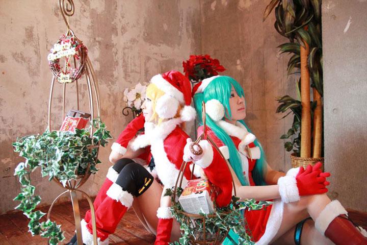 VOCALOID/ミクリン/DIVAクリスマスモジュール