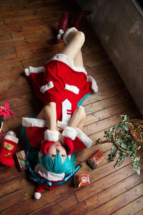 VOCALOID/初音ミク/DIVAクリスマスモジュール