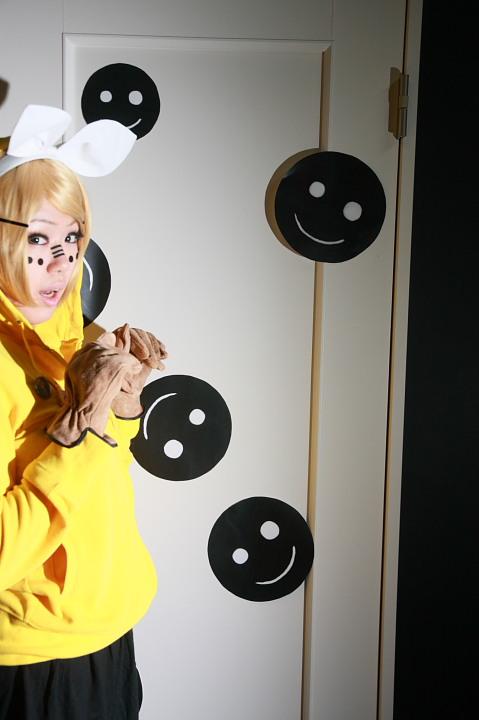 VOCALOID/マトリョシカ/鏡音リンレン/コスプレ写真