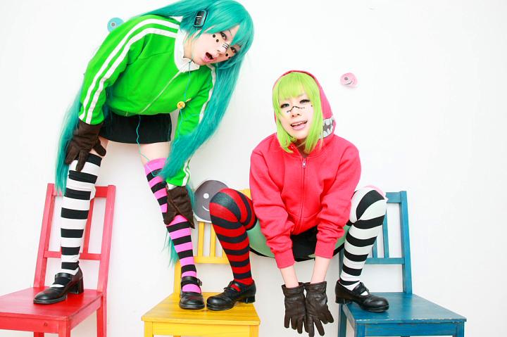 VOCALOID/初音ミク&GUMI/マトリョシカ/