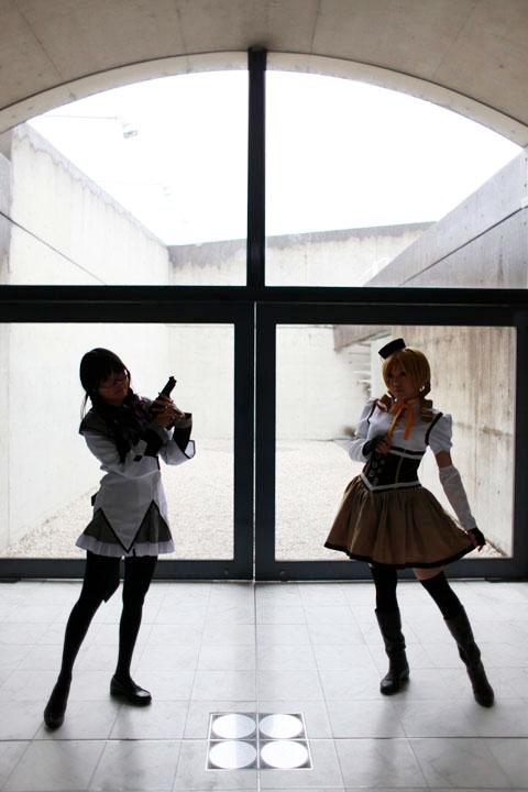 魔法少女まどか☆マギカ/マミさん&ほむほむ