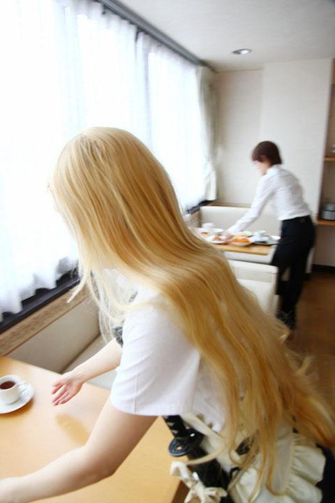 WORKING!!/小鳥遊宗太・種島ぽぷら・轟八千代・佐藤潤/コスプレ写真