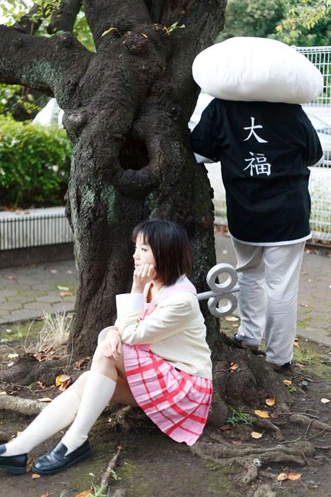 日常/東雲なの/制服