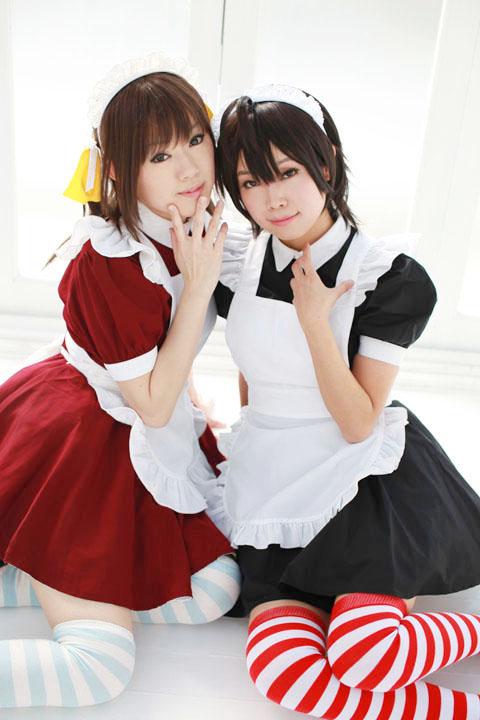 アイマス/天海春香・菊地真/メルヘンメイド