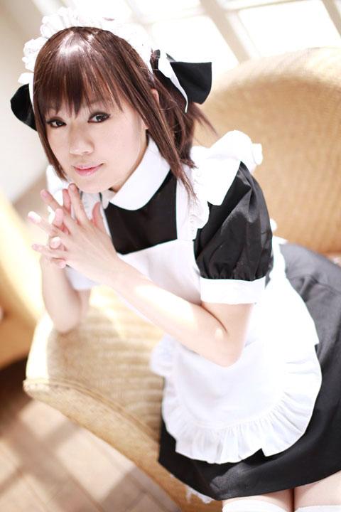 アイマス/天海春香/メルヘンメイド2/コスプレ写真