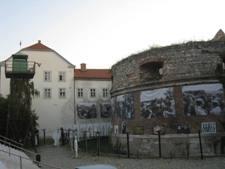 当時の見張り塔