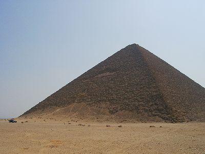 赤ピラミット