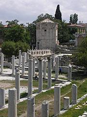 ローマのアゴラ3105