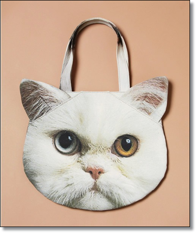 あちゃちゅむ 猫バッグ