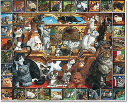 猫 パズル