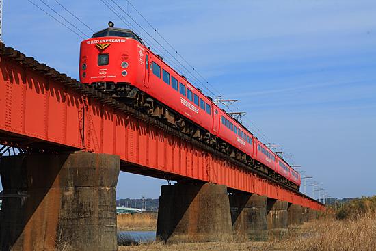 一ツ瀬川橋梁
