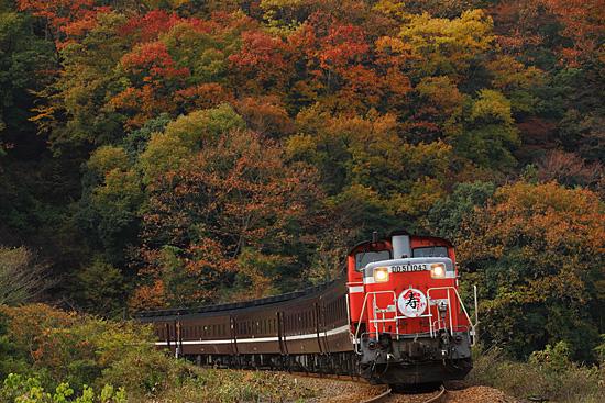 山口線臨時列車